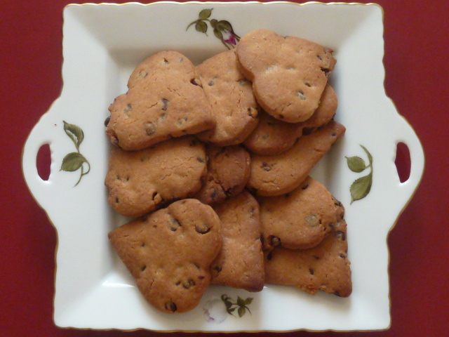 Chocolate Chip Cookies - an American staple but the perfect way to start your day alla torinese!