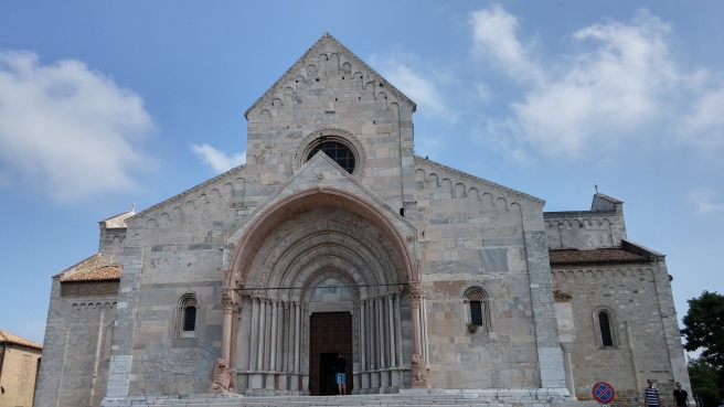 - Ancona Cathedral -