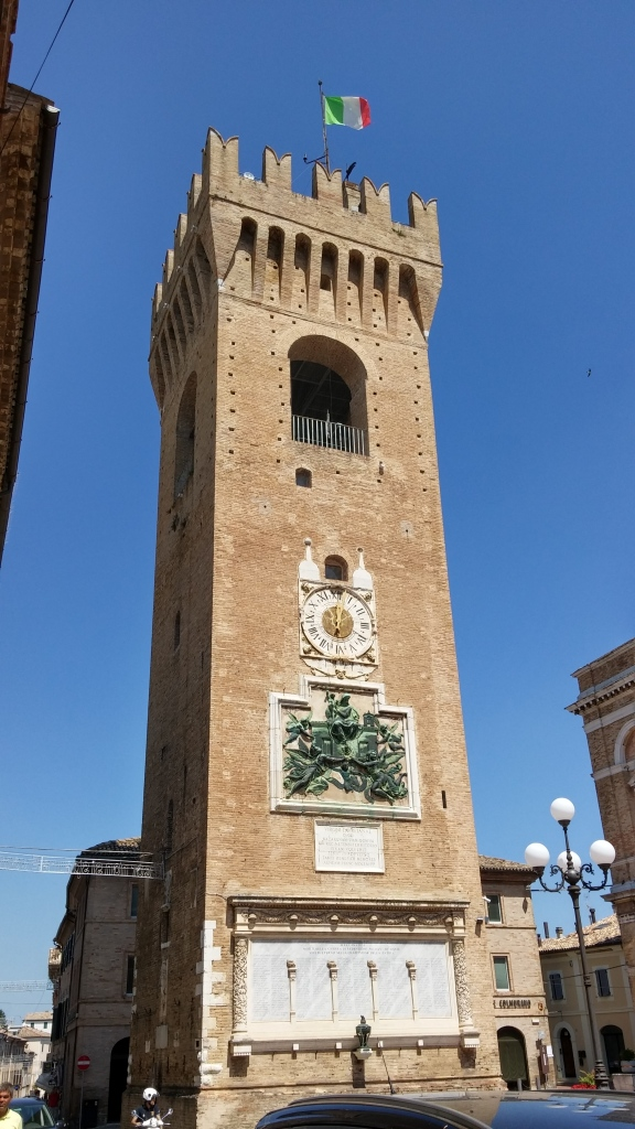 - Recanati - Civic Tower -