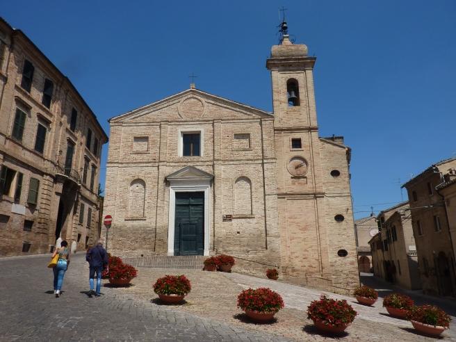 - Recanati - Church of Santa Maria in Montemorello -