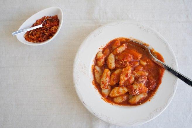 egg free potato gnocchi-2
